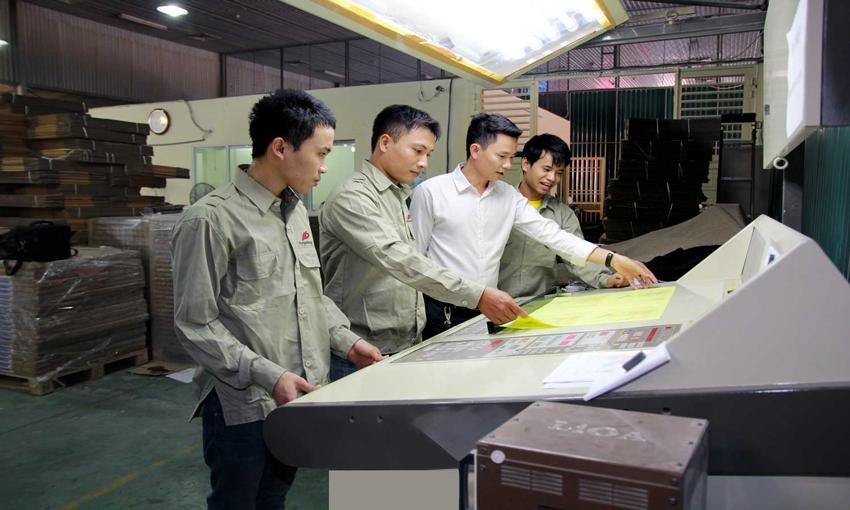 Xưởng in thẻ nhựa