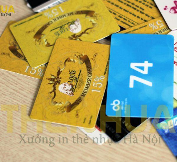 Thẻ nhựa nhân viên 8