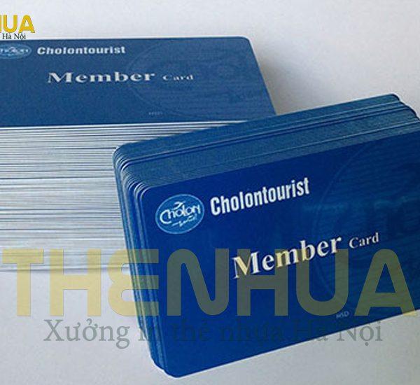 thẻ nhựa sự kiện