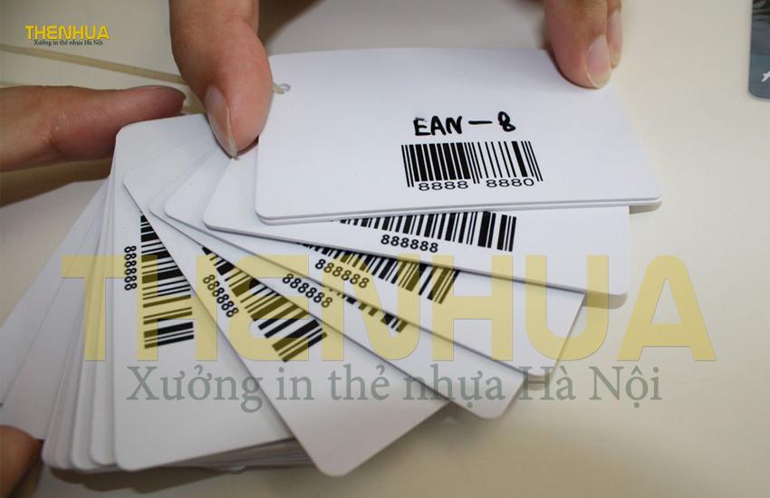 thẻ mã vạch