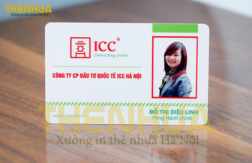 thẻ nhân viên 5