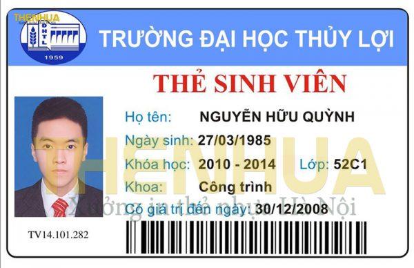 thẻ sinh viên 2