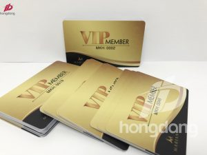 In thẻ VIP Member Marian